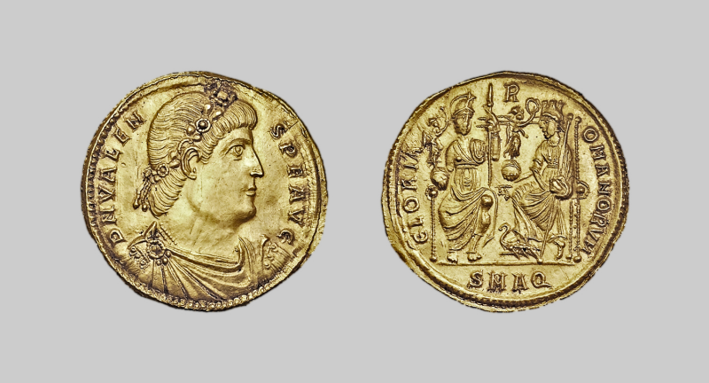 More Stuff: Rare gold Roman medallion to be auctioned in Belgium