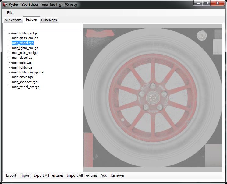 การเพิ่มลายรถใหม่ลงไปใน DiRT 3 และการทำภาพ Tiles ของรถ Newcar03