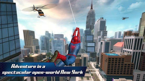 The Amazing Spider-Man 2 for Android