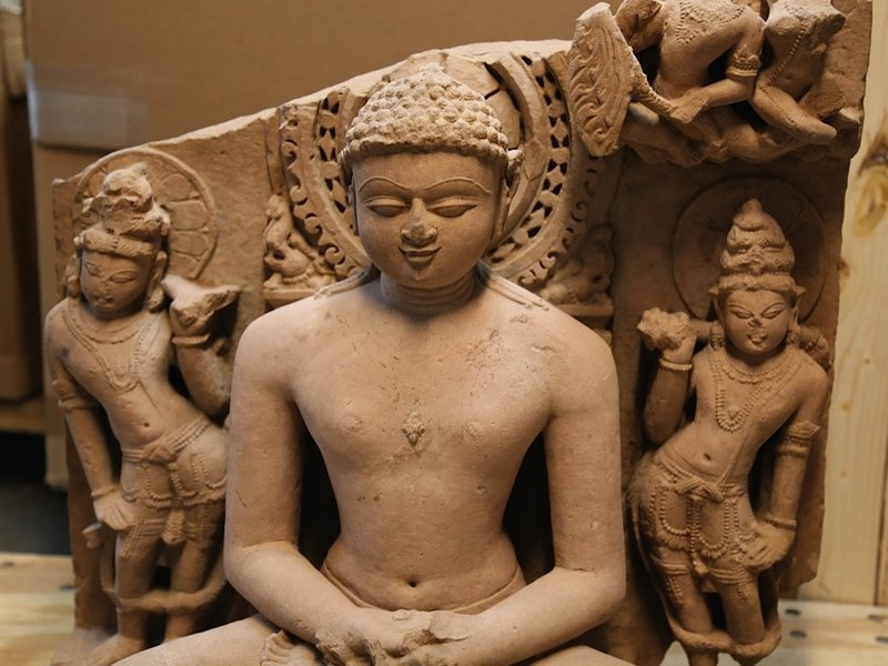 South Asia: 1,000-year-old Indian statues seized from NYC auction house