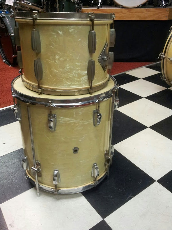 Radio King And Wfl Floor Tom Vintage Drum Forum