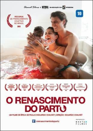 Filme Poster O Renascimento do Parto DVDRip XviD & RMVB Nacional