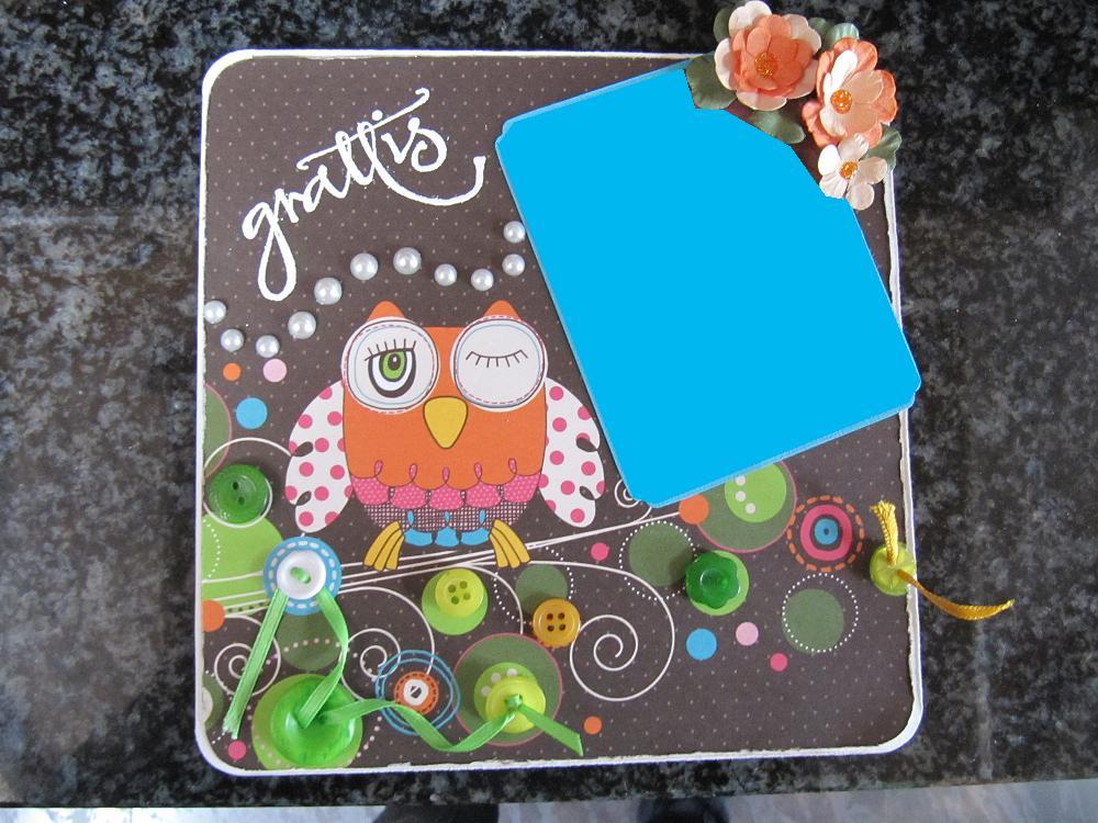 personliga födelsedagskort Scrapyssel: Personliga födelsedagskort personliga födelsedagskort