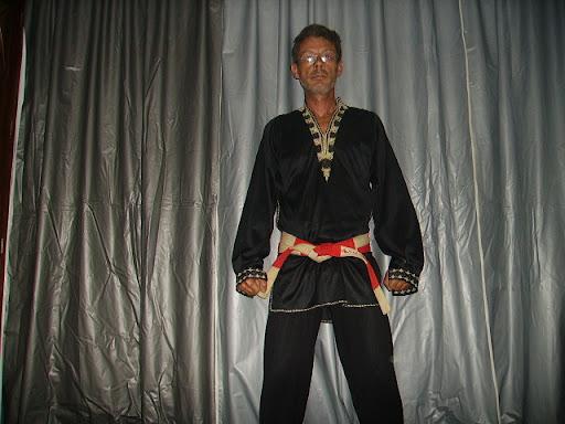 Agncia De Modelos Dandee Mestre Pepi Arno Der Ppper, Karate Estilo Teashido Escola De
