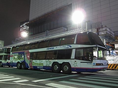 西日本JRバス「青春メガドリーム号」