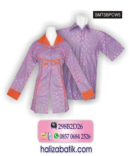 Sarimbit Batik, Baju Batik Modern, Model Batik