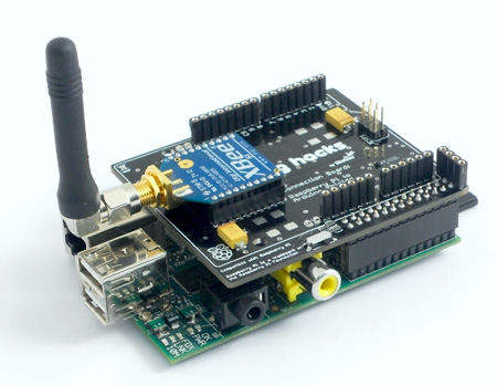 Xbee to Raspberry Pi