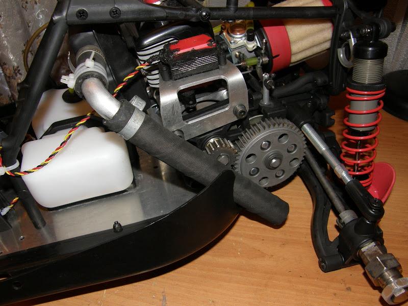 Préparation Léopard 2 4X2  P1141089