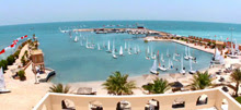 Bahrain sailing center- host for J/24 Kingdom Match Cup