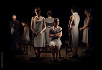 La casa (sobre La casa de Bernarda Alba, de F.G.Lorca) A-Teatral