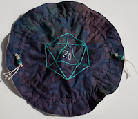 Example custom mini bag with embroidery - d20
