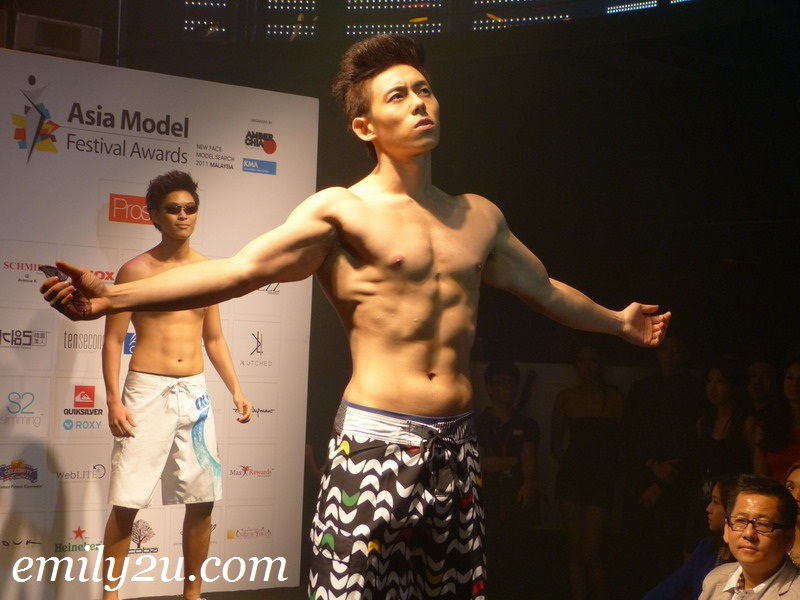 Photos & Results: Asia Model Festival Awards New Face Model Search - Malaysia 2011