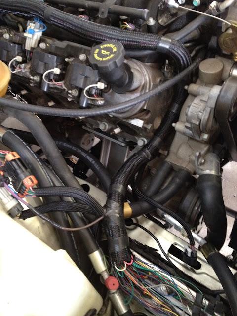 67 camaro no power to fuse box