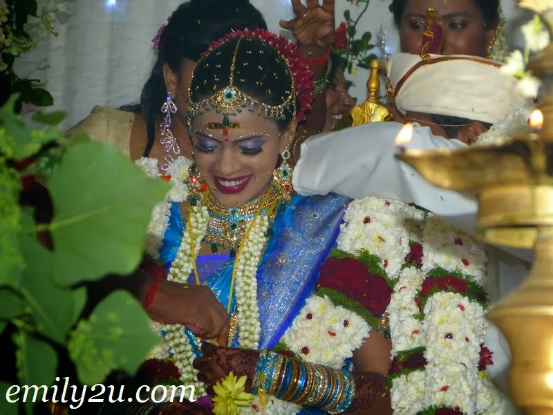 traditional Hindu wedding