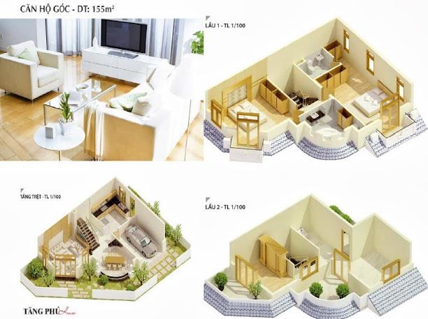 nha pho tang phu house