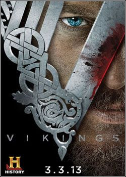Vikings 1ª Temporada – HDTV AVI + RMVB Legendado
