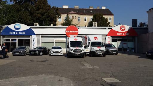 Buchbinder Rent-a-Car, Schlachthausgasse 38, 1030 Wien, Österreich, Autovermietung, state Wien