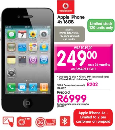 iphone 7 makro price