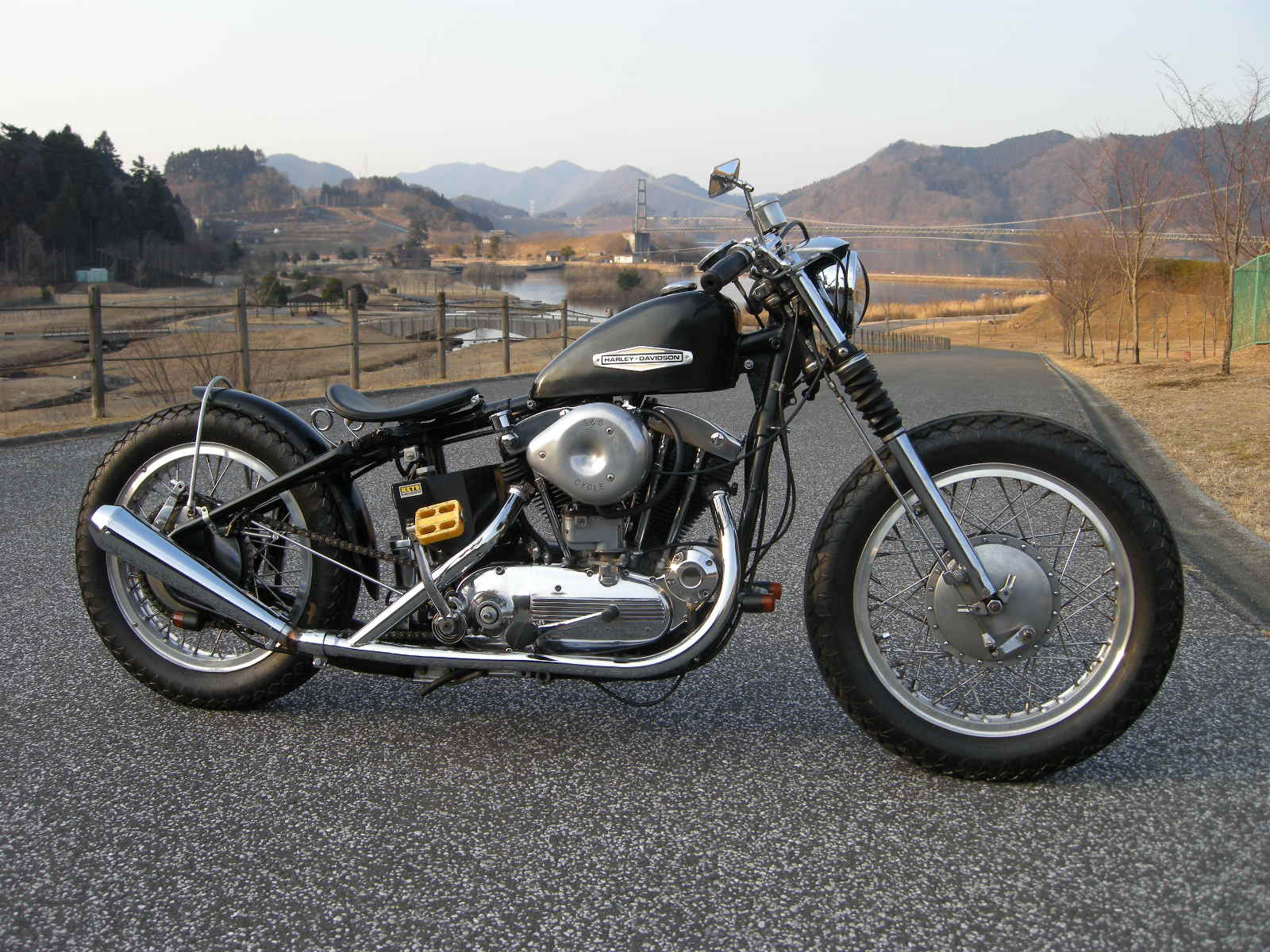 1968 Ironhead Xlch SOLD