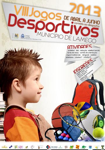 Jogos Desportivos de Lamego encerram na noite de 20 de junho
