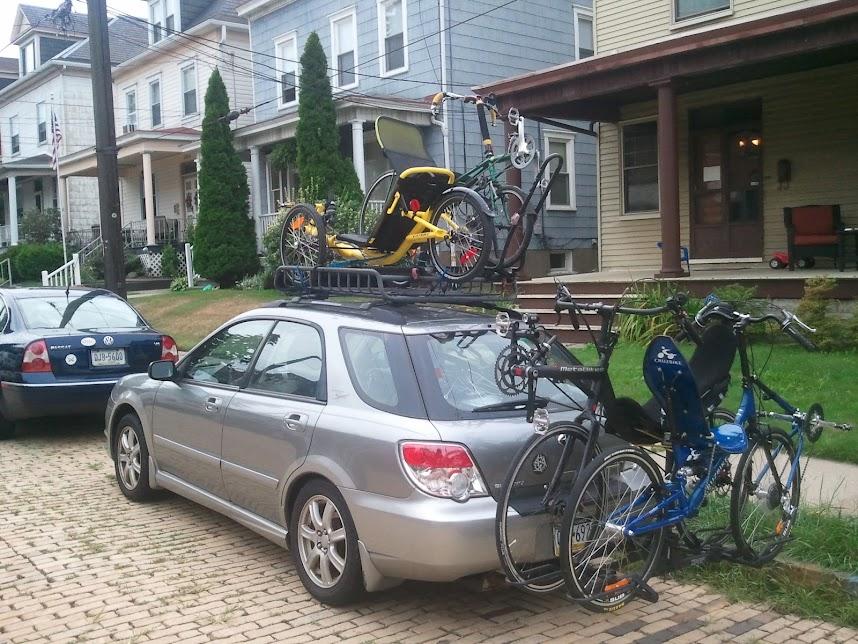 Poor Subaru.