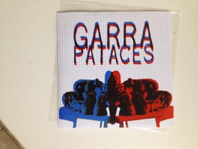 Garrapataces - Garrapataces