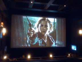 Harry Potter and the Deathly Hallows, Part 2 @ Cinetopia Movie Parlor