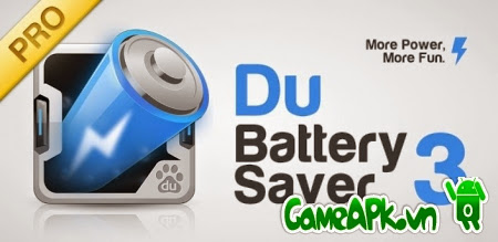 DU Battery Saver v3.9.9.9.4.1 Unlocked cho Android