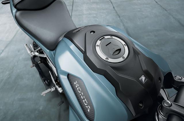 Honda CB150R Scrambler Cafe Bình Xăng