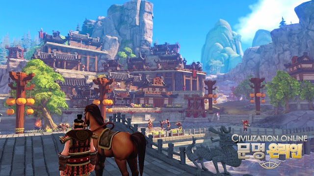 Cận cảnh gameplay của Civilization Online 12