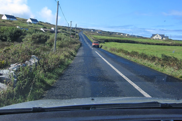 Roads like these? They lead to incredible places. From 5 Tips on Driving in Ireland