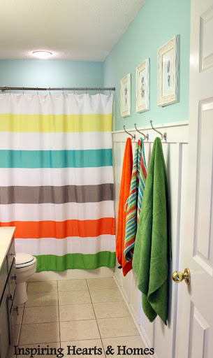 Kids bathroom reveal details for Kids bathroom ideas boys