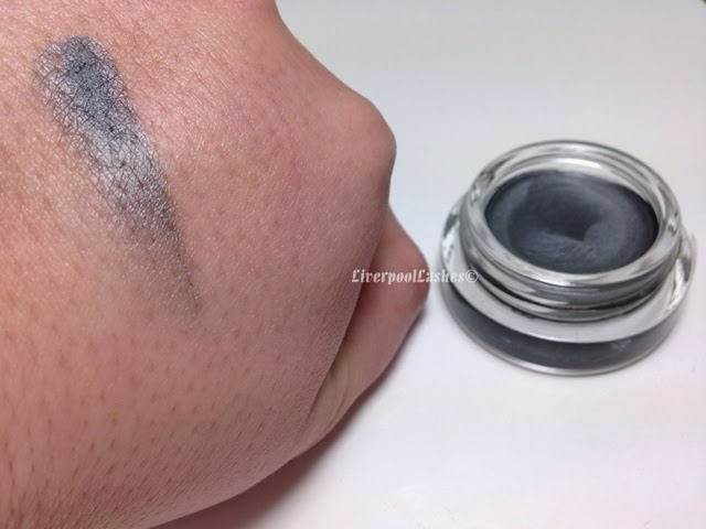 Maybelline eyestudio color tattoo 24 cream eyeshadow 55 immortal charcoal