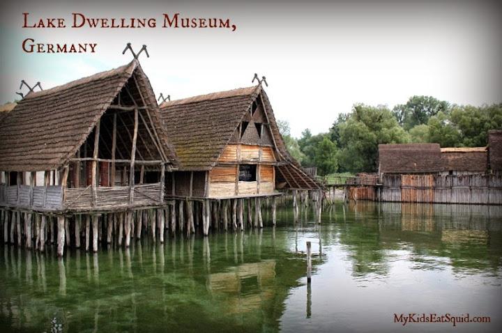 Pfahlbau Museum, Germany