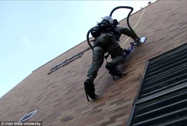 Panjat Dinding Ala Spiderman Tak Lagi Mustahil