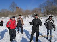 Фоторепортаж с тренинга по ньяса-йоге 12-18 февраля 2012г в Карпатах.718