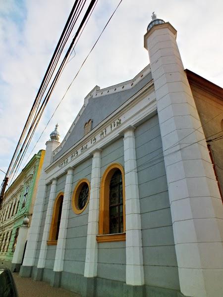 sinagoga lugoj