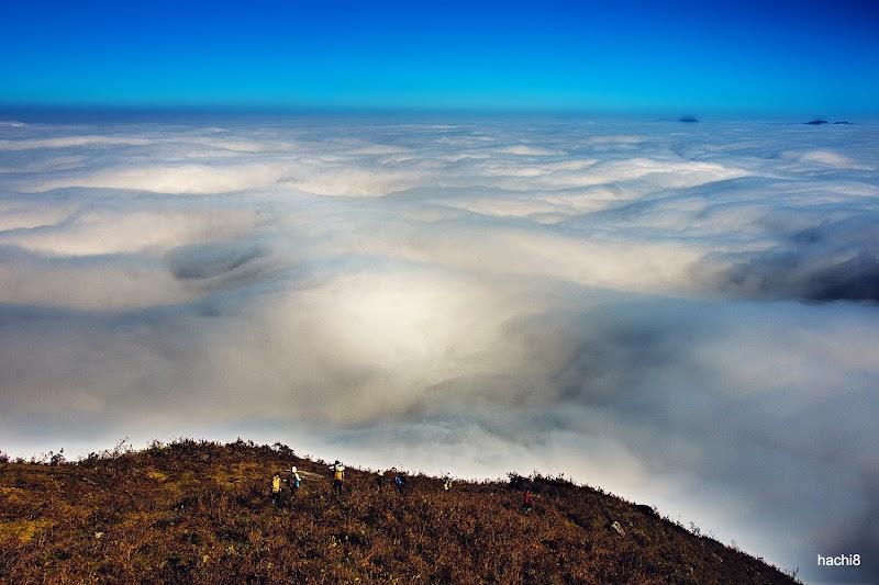Đầu năm, thăm núi Muối - bay trên đại dương mây và hái sao trời 3