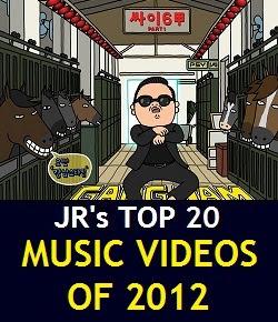 Music Videos of 2012