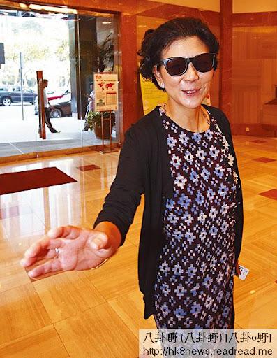 本刊上週一向周凱旋查詢馮琦的近況,她說︰「唔知喎,好耐無見佢喇!」