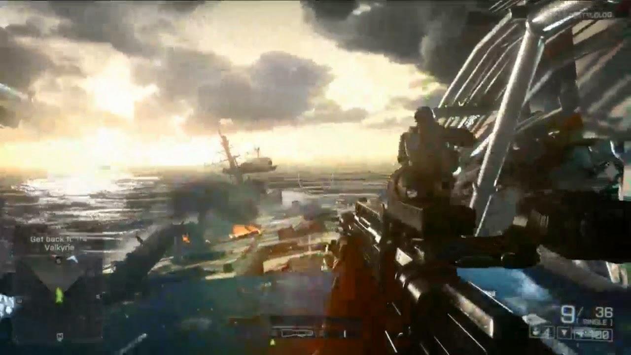 Một số hình ảnh về chế độ Multiplayer của Battlefield 4 - Ảnh 7