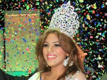 Reina del carnaval de San Miguel 2014