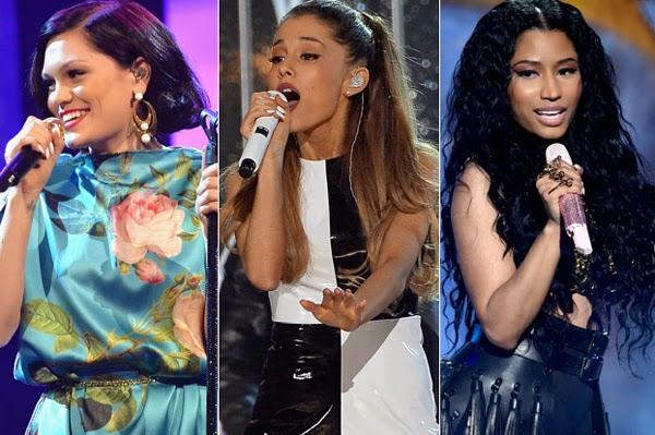 Jessie J & Ariana Grande & Nicki Minaj