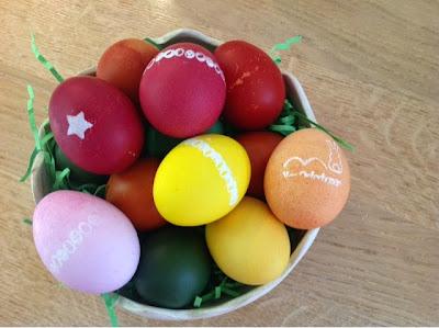 Eier stempeln