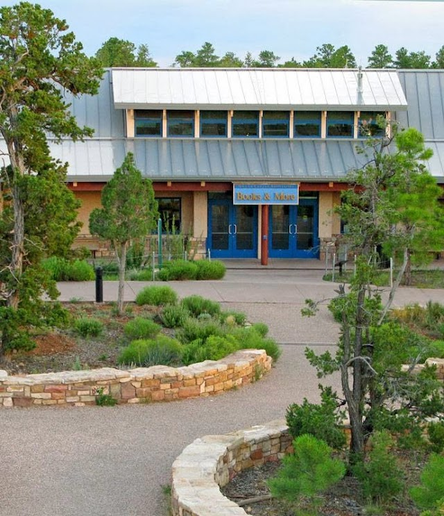 Books and More at Grand Canyon Visitor Center