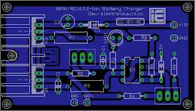 PCB Pengisi Baterai