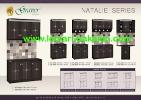 Gambar Kitchen Set Murah Natalie
