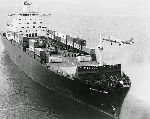 Voyage - SS-Atlantic-Conveyor
