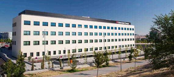 Nuevo Campus de la Universidad Europea de Madrid en Alcobendas
