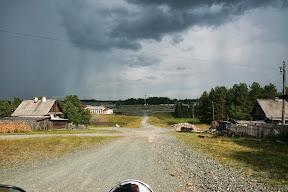 Selo Polnoćnoje, Sjeverni Ural